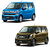 WagonR and WagonR Stingray