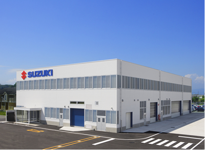 Suzuki on Suzuki Completes New Marine Technical Centre