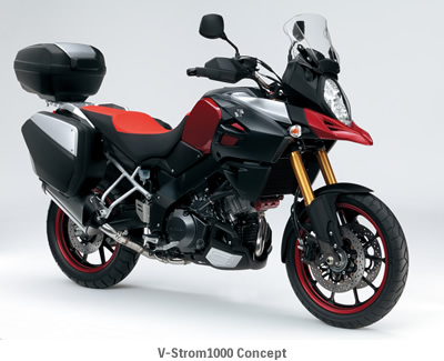 V-Strom 1000 Concept