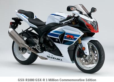 GSX-R1000 GSX-R 1 Million Commemorative Edition