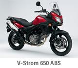 V-Strom 650 ABS