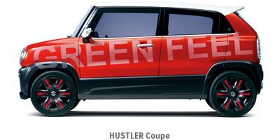 HUSTLER Coupe
