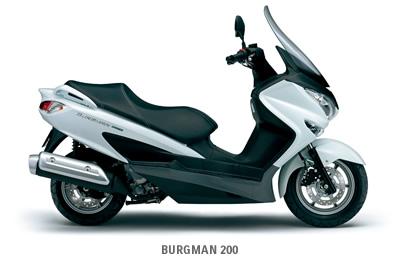 BURGMAN 200