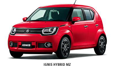 2016 suzuki ignis hybrid. Black Bedroom Furniture Sets. Home Design Ideas