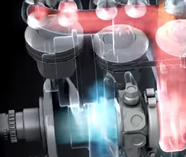 BOOSTERJET Engine