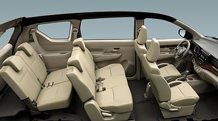 ERTIGA | AUTOMOBILE | Global Suzuki