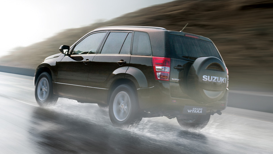 Suzuki Grand Vitara Specifications