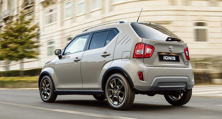 Ignis Automobile Global Suzuki