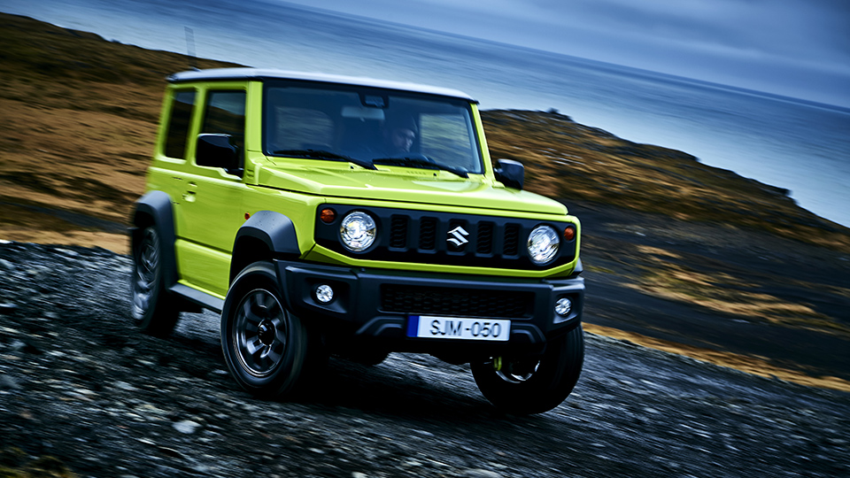 2020 Suzuki Jimny: News, Design, Release >> Jimny Automobile Global Suzuki