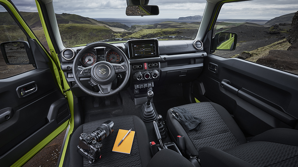 2019 Suzuki Jimny: News, Design, Release >> Jimny Automobile Global Suzuki
