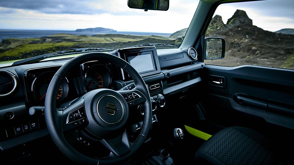 JIMNY | AUTOMOBILE | Global Suzuki
