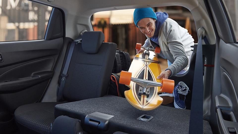 SWIFT | AUTOMOBILE | Global Suzuki