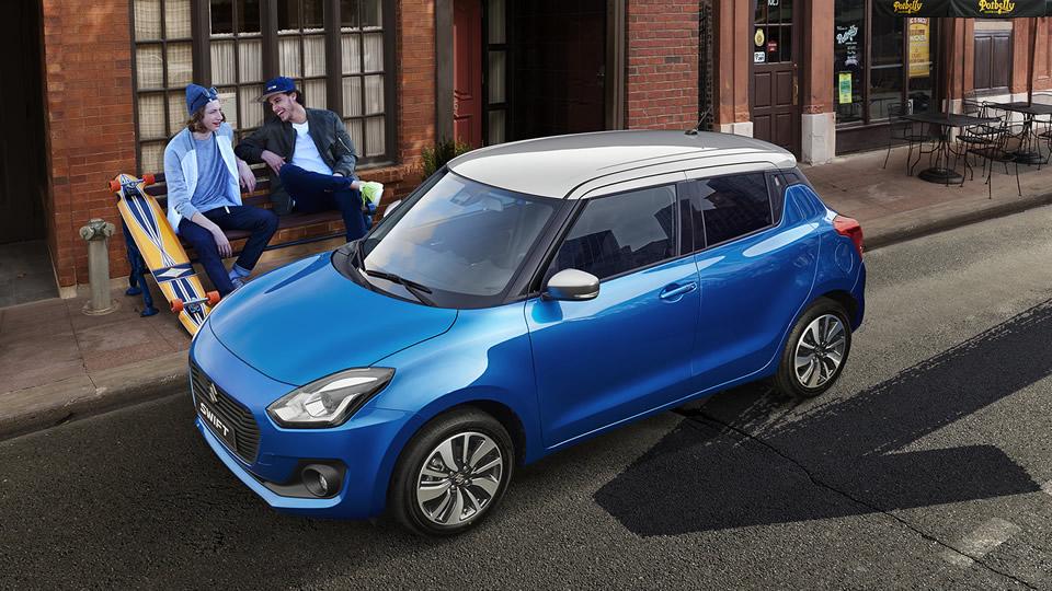 SWIFT   AUTOMOBILE   Global Suzuki