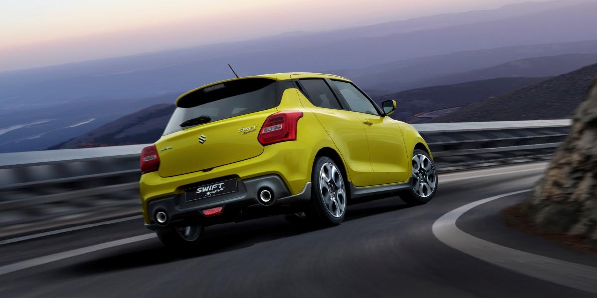 SWIFT SPORT | AUTOMOBILE | Global Suzuki