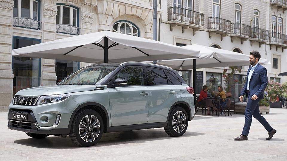 VITARA | AUTOMOBILE | Global Suzuki