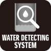 WATER DETECTING SYSTEM